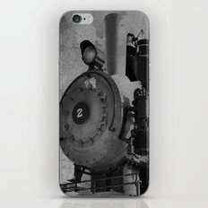 Old School Choo Choo iPhone & iPod Skin
