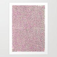 Drops 1 Art Print