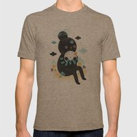 We Are Inseparable! Mens Fitted Tee Tri-Coffee SMALL