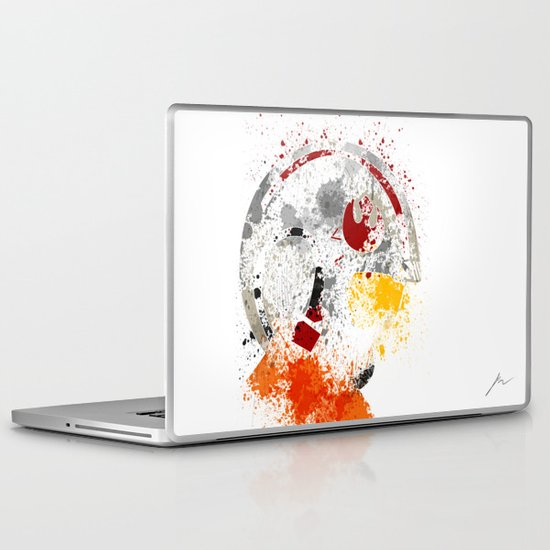 Messiah Laptop & iPad Skin