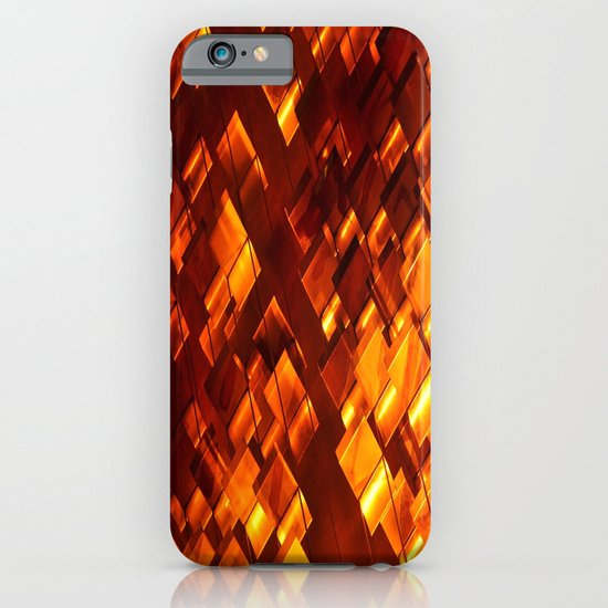 Art Deco Wall Design (found in NY) iPhone & iPod Case