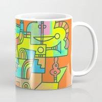 Structura 10 Mug