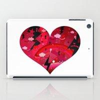 BIG HEART iPad Case