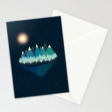 Somewhere In Between Stationery Cards