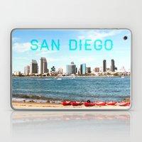 San Diego  Laptop & iPad Skin