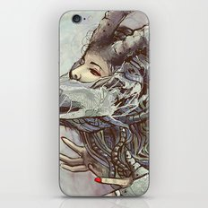 Zodiac Sign: Capricorn iPhone & iPod Skin