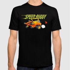 Speed Buggy Mens Fitted Tee SMALL Black