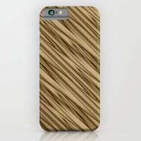 Abstract Gold iPhone 6 Slim Case
