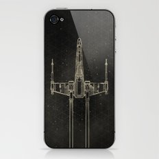 X-Wing Fighter iPhone & iPod Skin