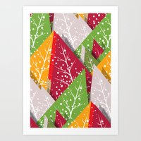Oh Christmas Tree... Art Print