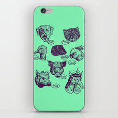 Pet Sounds iPhone & iPod Skin