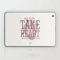 Take Heart Laptop & iPad Skin