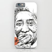iPhone & iPod Case featuring Muddy Waters - Get your mojo! by mr.defeo