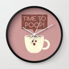 The Helper Wall Clock