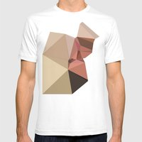 Love Mens Fitted Tee White SMALL