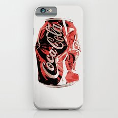 A can a day art print iPhone 6 Slim Case