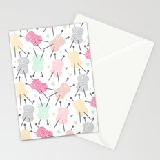 Wool is cool ! Stationery Cards