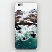 Sea And Mountains iPhone & iPod Skin
