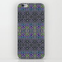 Edwardian Garden iPhone & iPod Skin