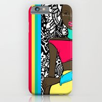Colors of Africa iPhone 6 Slim Case