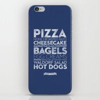 New York — Delicious C… iPhone & iPod Skin