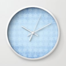 Baby, It's Cold Outside! Wall Clock