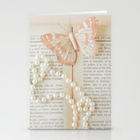 Vintage Dreams Stationery Cards