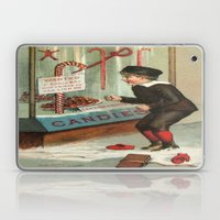 Wanted - A Boy To Lick C… Laptop & iPad Skin