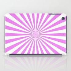 Starburst (Violet/White) iPad Case