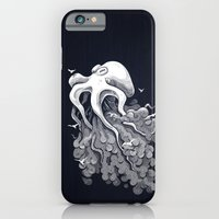 iPhone & iPod Case featuring Deep Cloud by Patrick Zedouard c0y0te7