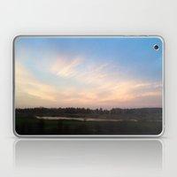 Sunset Drive By Laptop & iPad Skin