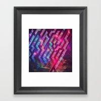 Xrystyl Nyytx Framed Art Print