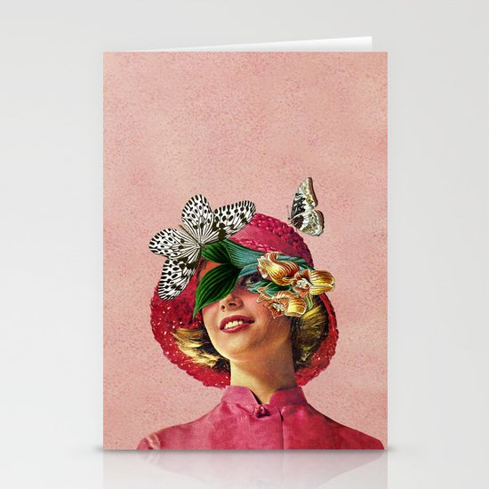 Chrysalis Stationery Card