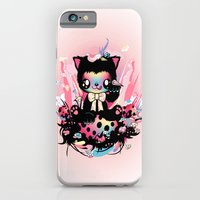 Lucky kitty iPhone 6 Slim Case