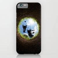 Hole in one Arnold! iPhone 6 Slim Case