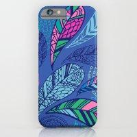 Feather Doodle iPhone 6 Slim Case