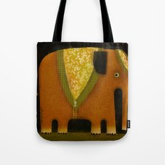 ELEPHANT ATTIRE Tote Bag