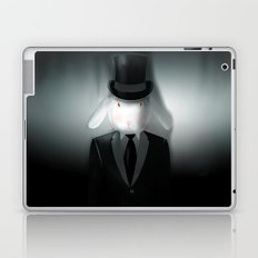Good-Evening, Mr. Bunny Laptop & iPad Skin