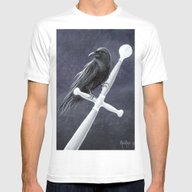 T-shirt featuring Un-Named Raven by Christine's HeART