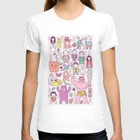 japanese T-shirts featuring Mukashi-Banashi / Japanese Folk Tales by Kimiaki Yaegashi