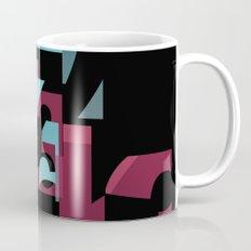 1973 3D - Red & Blue Mug
