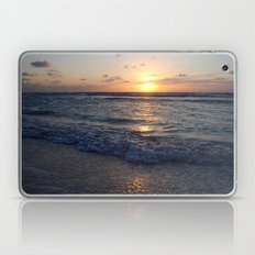 sunrise over the ocean Laptop & iPad Skin