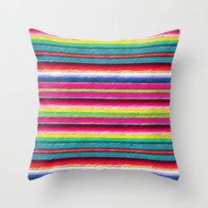 Serape II Throw Pillow