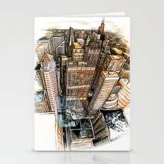 A Cube With A View Stationery Cards