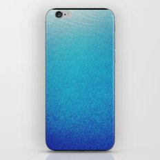 Blue Void iPhone & iPod Skin