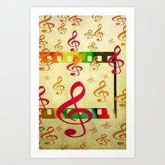 Design 2 Art Print