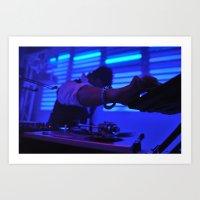 DJFonz66 Art Print