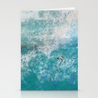 Into The Ocean - JUSTART… Stationery Cards