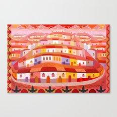 Little Sonora Canvas Print