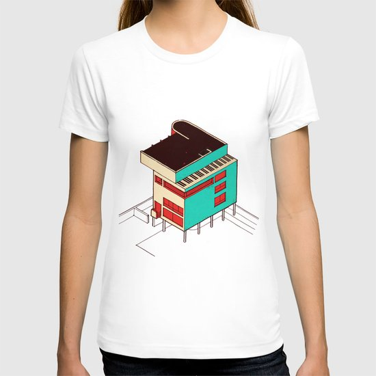 Music & Architecture T-shirt